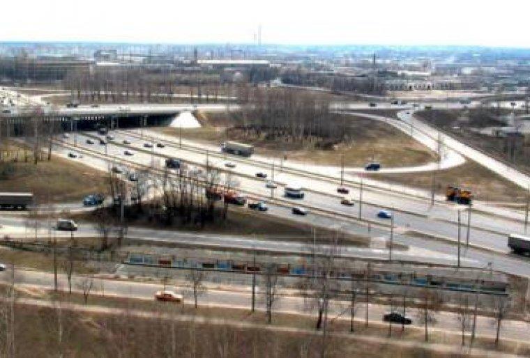 Реконструкция Могилевского шоссе от МКАД до ул Селицкого