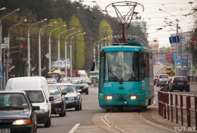 Еще о скоростном трамвае