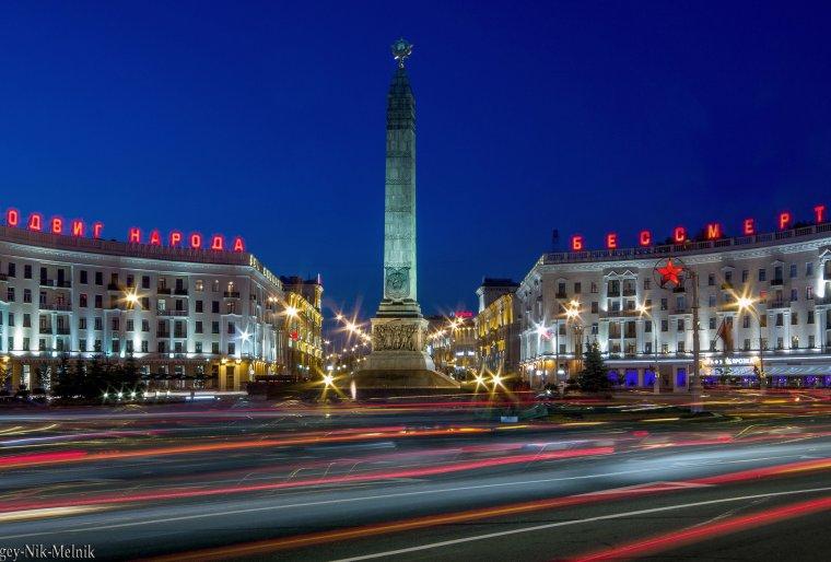 Площадь Победы, капитальный ремонт и модернизация